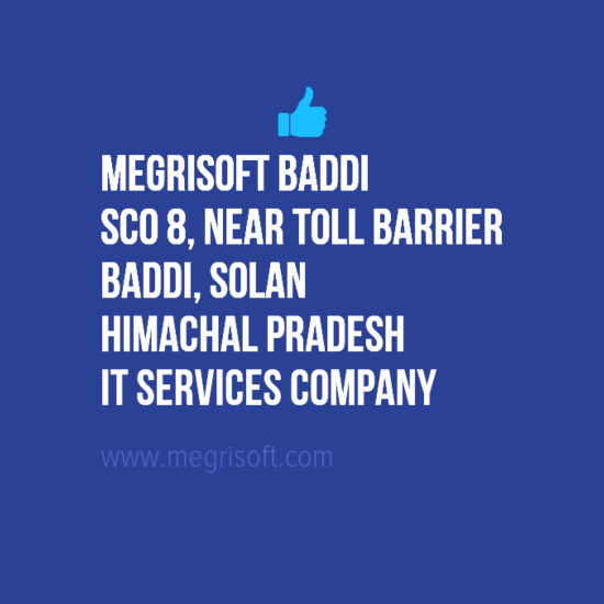 Megri Soft Limited Baddi Unit Card Lauched